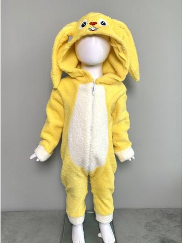 Гащеризон Зайче в жълто и...