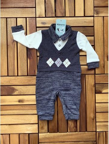 "Гащеризон ""Пуловер и панталон"""