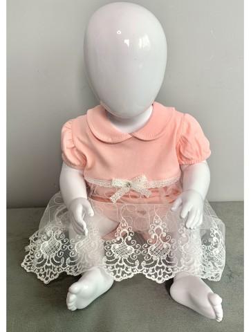 Боди рокля с дантела