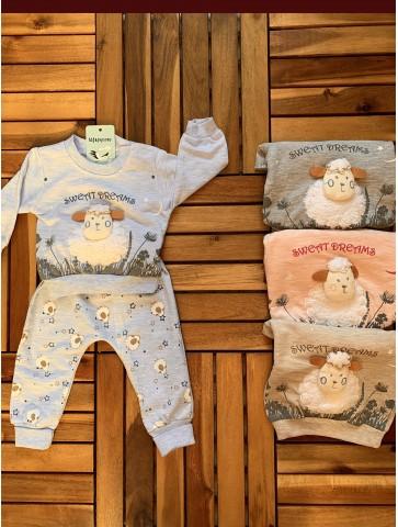 Бебешки комплект от две...