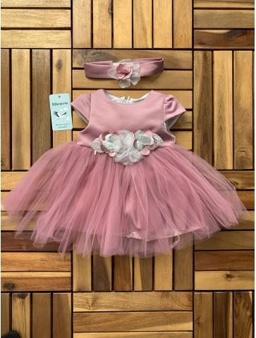 Празнична рокля в цвят...