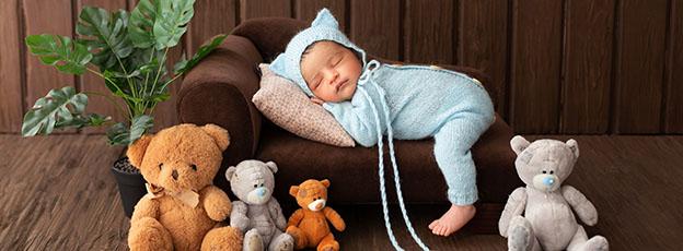 Комплекти за бебе момче